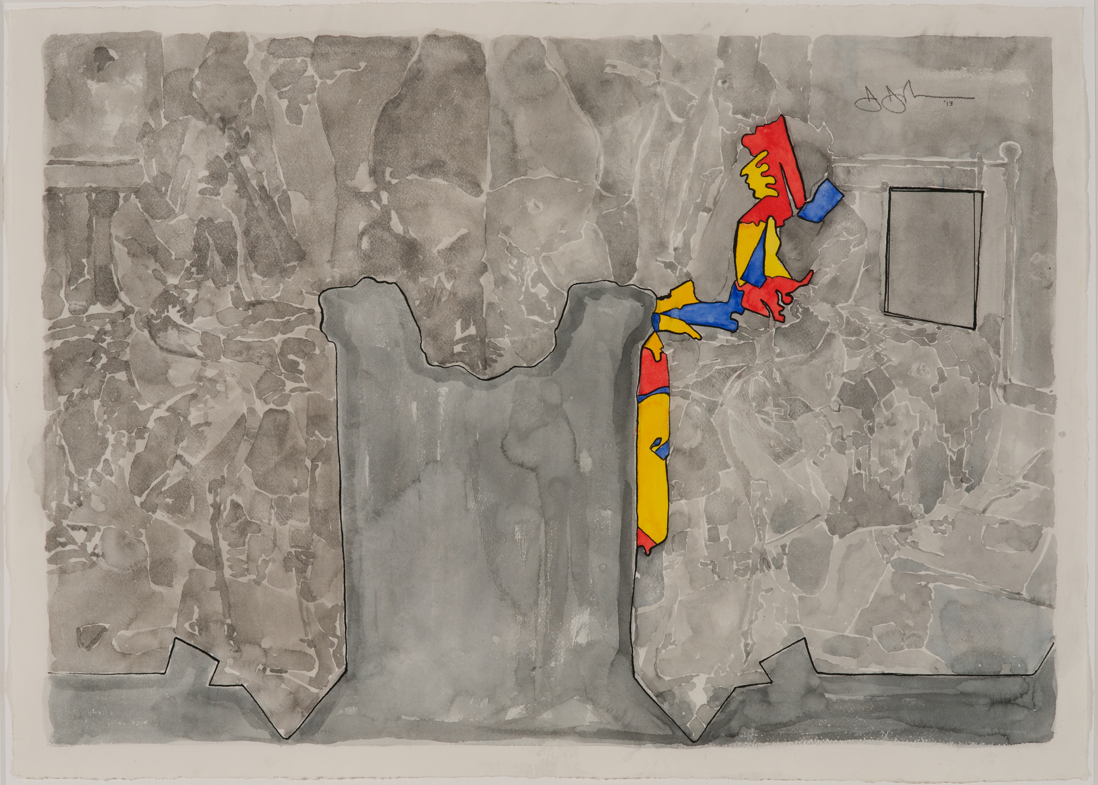Jasper Johns: Recent Paintings & Works on Paper