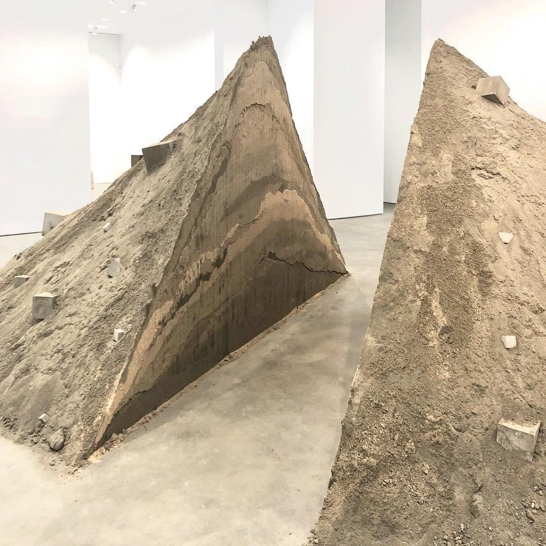 Damián Ortega: Porous Structures