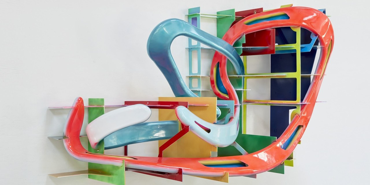 FRANK STELLA: RECENT WORK