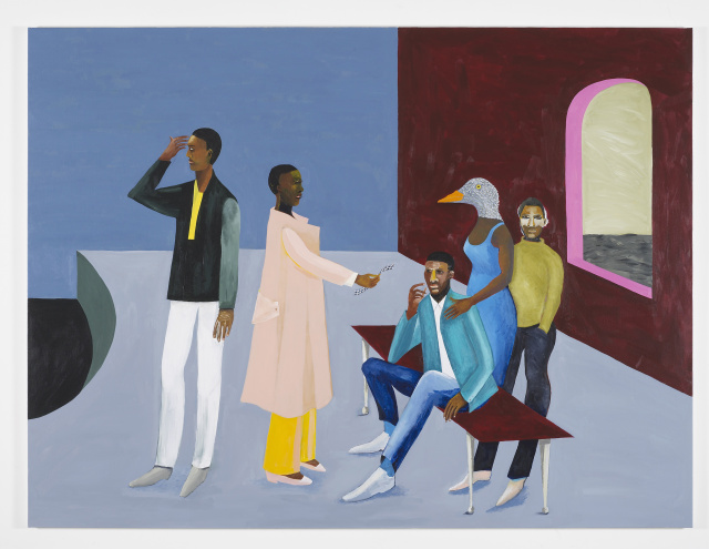 Lubaina Himid: Work From Underneath