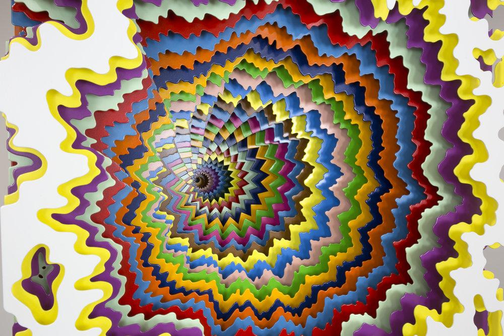 Jen Stark: Dimensionality