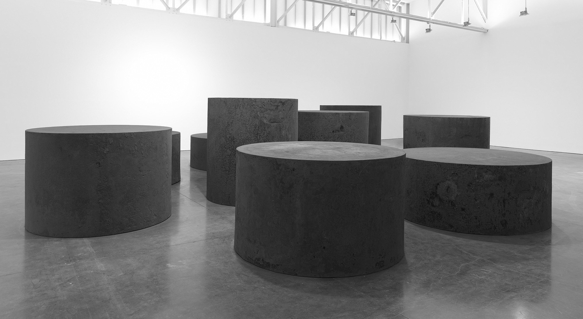 Richard Serra: Triptychs and Diptychs