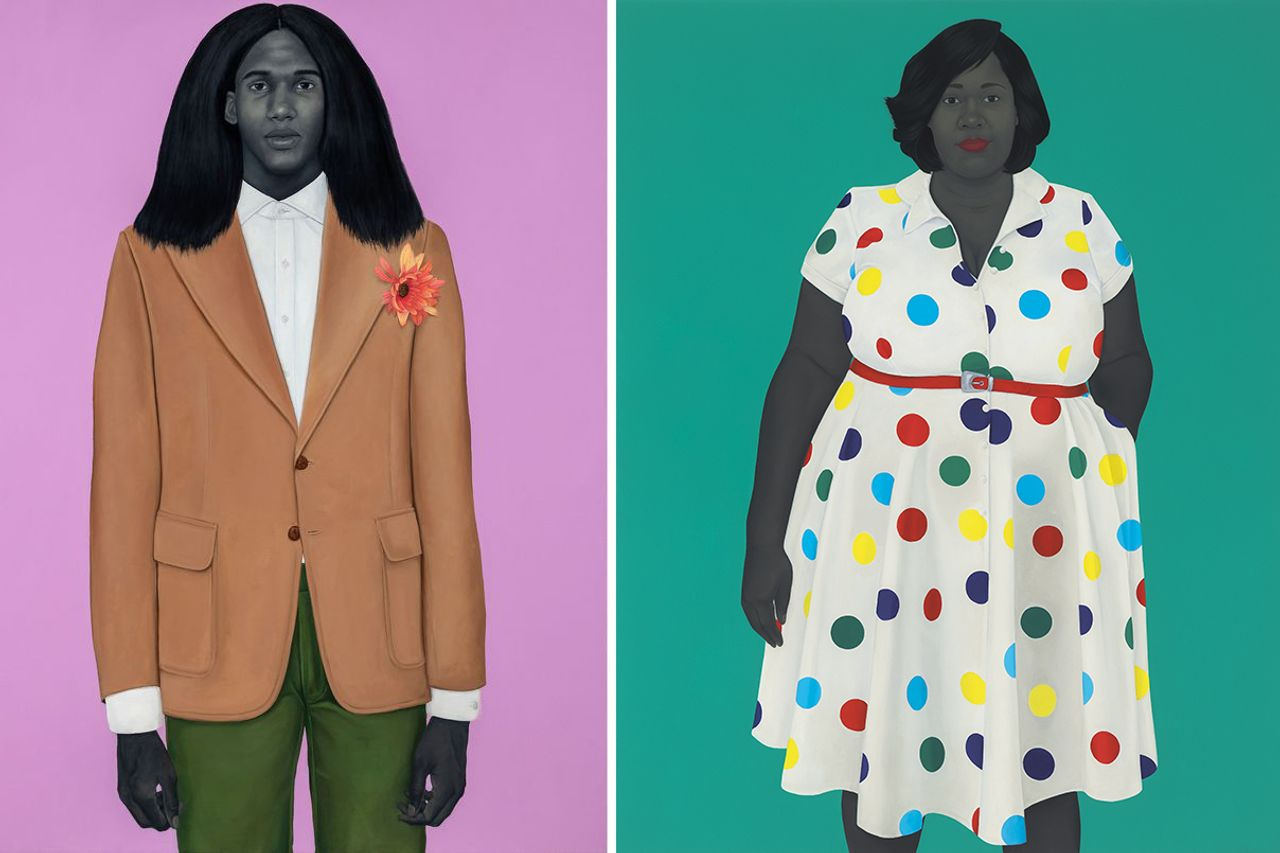 Amy Sherald: the heart of the matter...