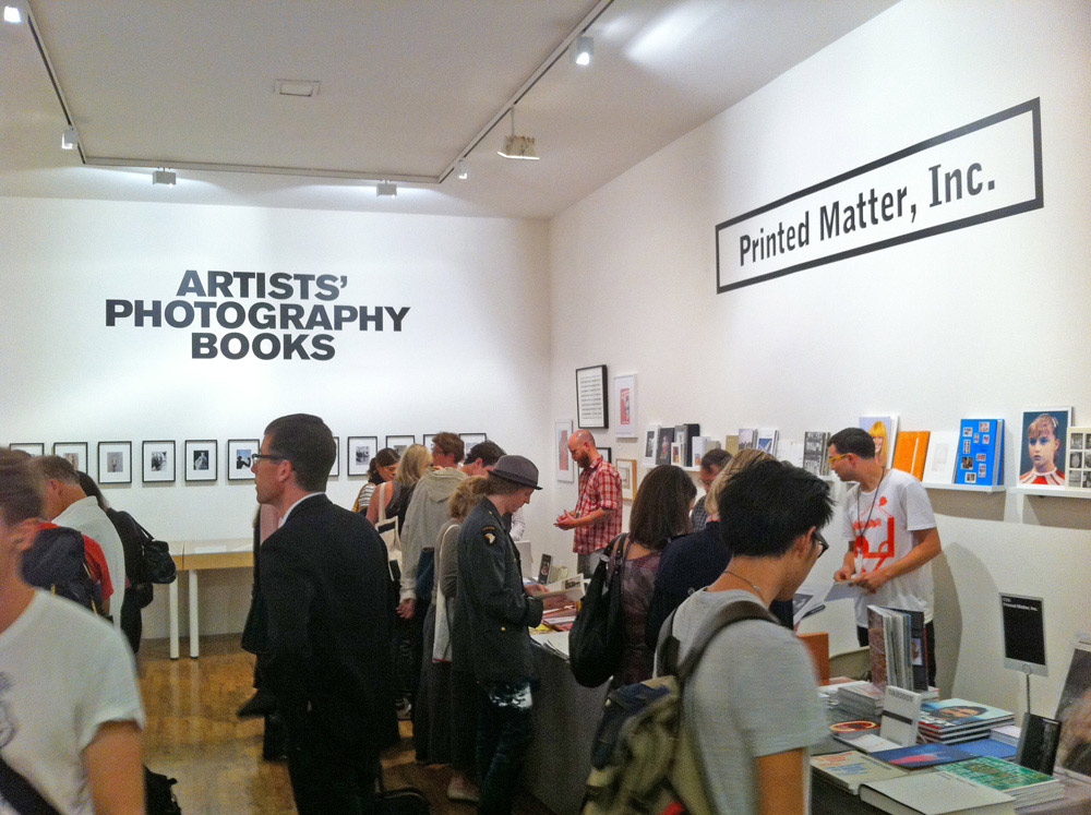 NY Art Book Fair 2015