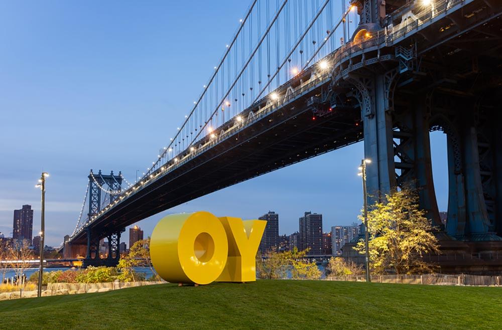 Deborah Kass: OY/YO