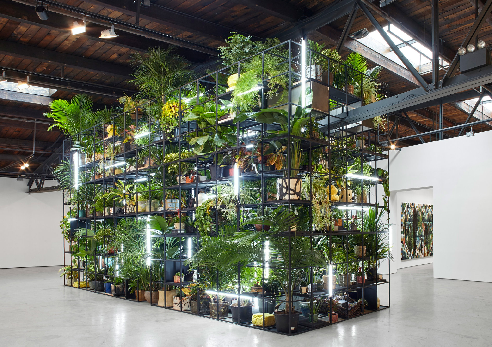 Rashid Johnson: Fly Away