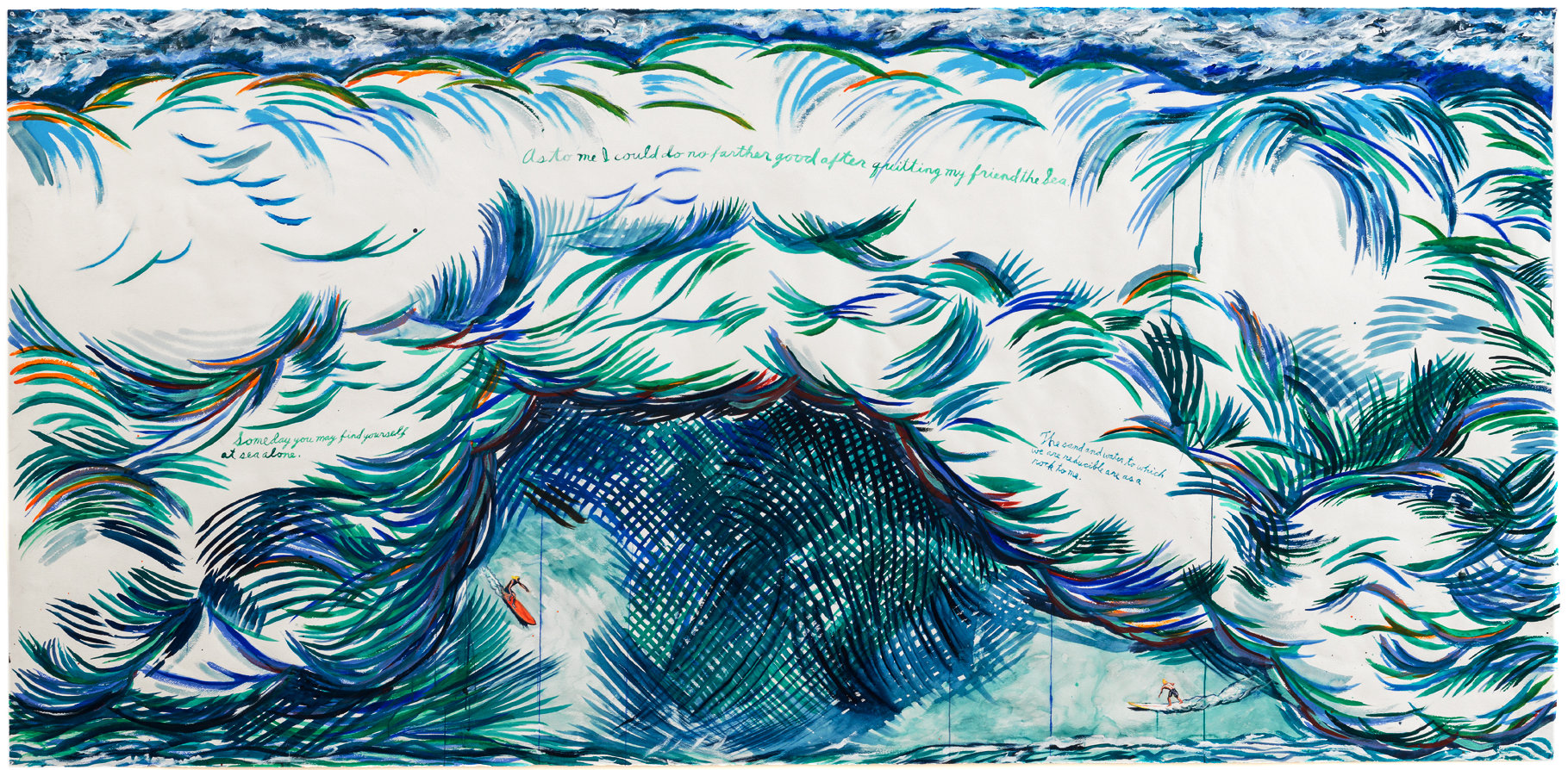 Raymond Pettibon: A Pen of All Work