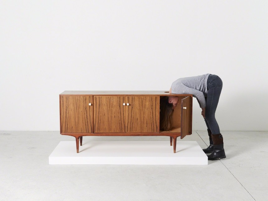 Erwin Wurm: Ethics demonstrated in geometrical order