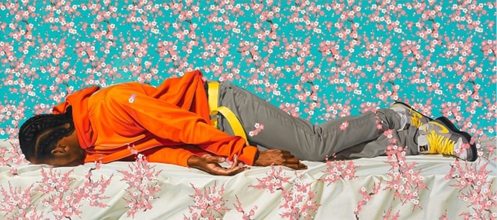 Kehinde Wiley: Trickster
