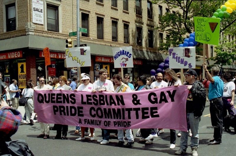 The Lavender Line: Coming Out in Queens