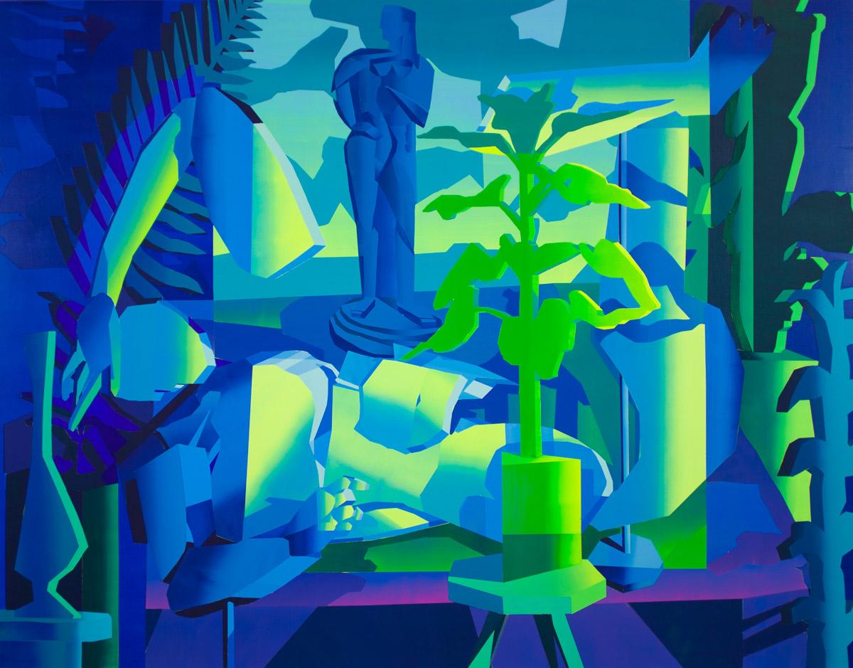 Jonathan Chapline: House Work