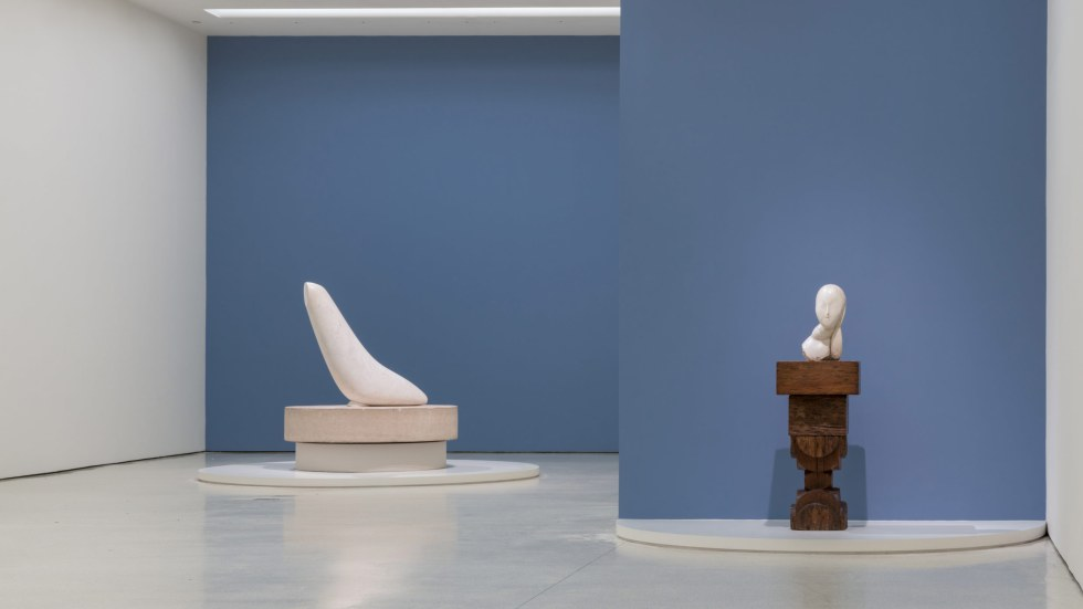 Guggenheim Collection: Brancusi