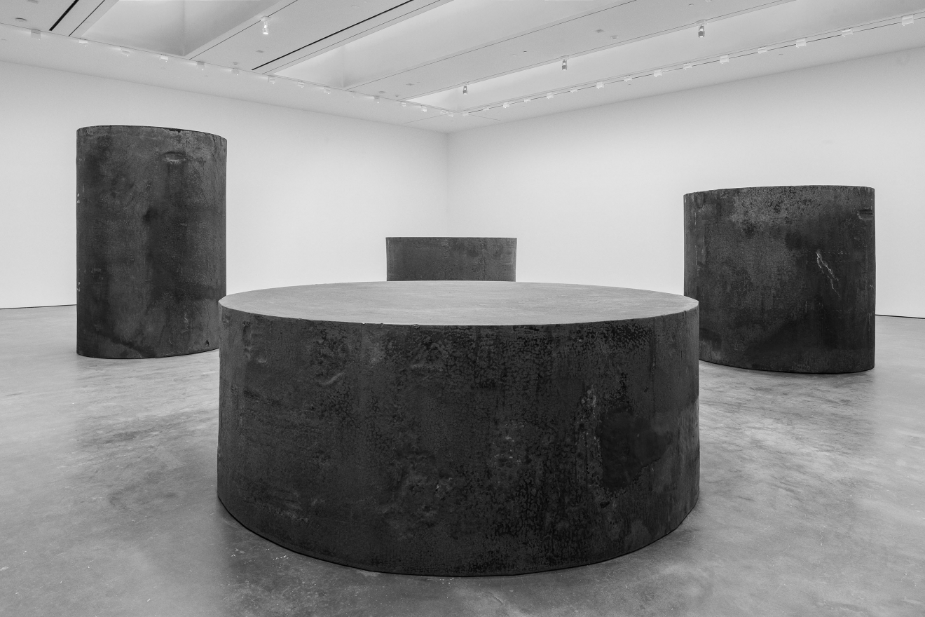 Richard Serra: Sculpture and Drawings