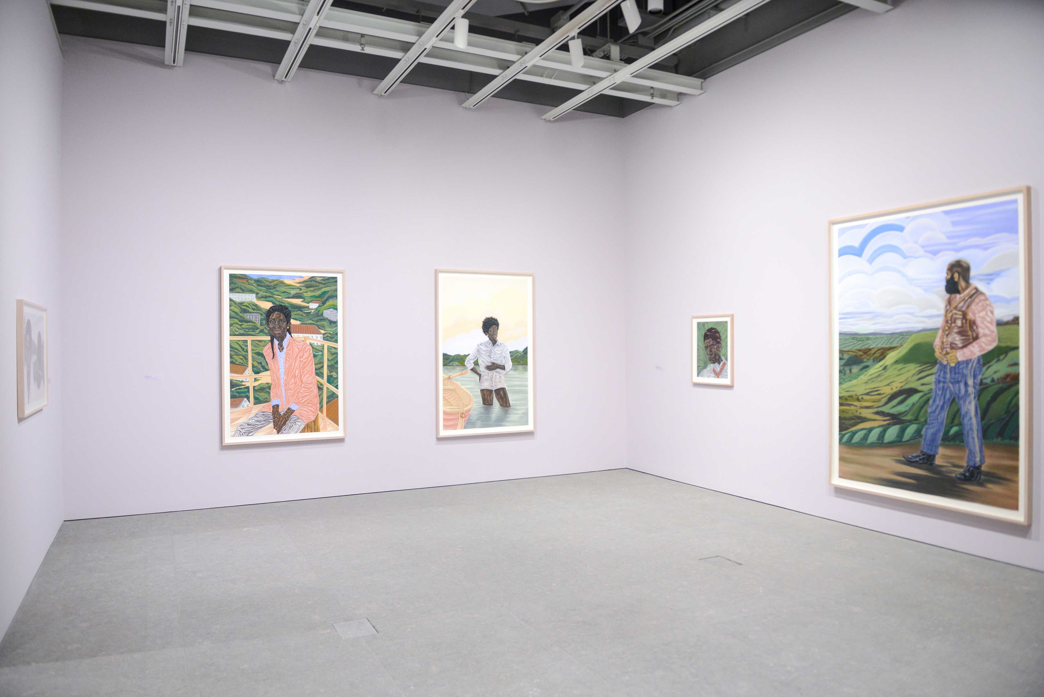 Toyin Ojih Odutola: To Wander Determined