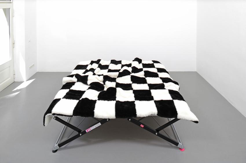 Heimo Zobernig: Chess Painting