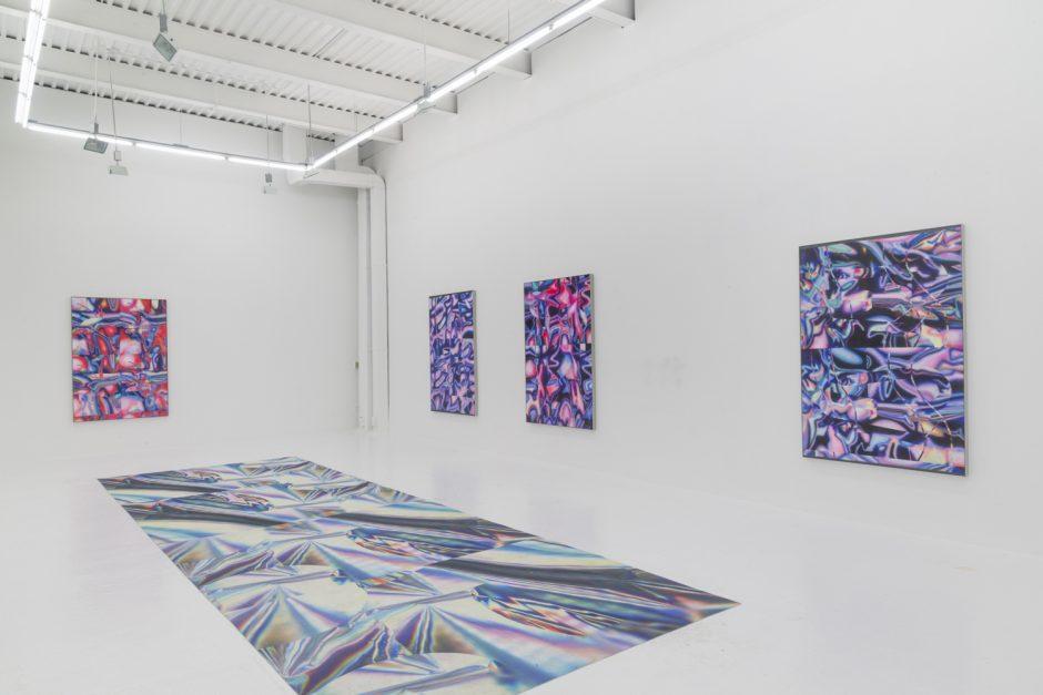 Anne Vieux: Command Field