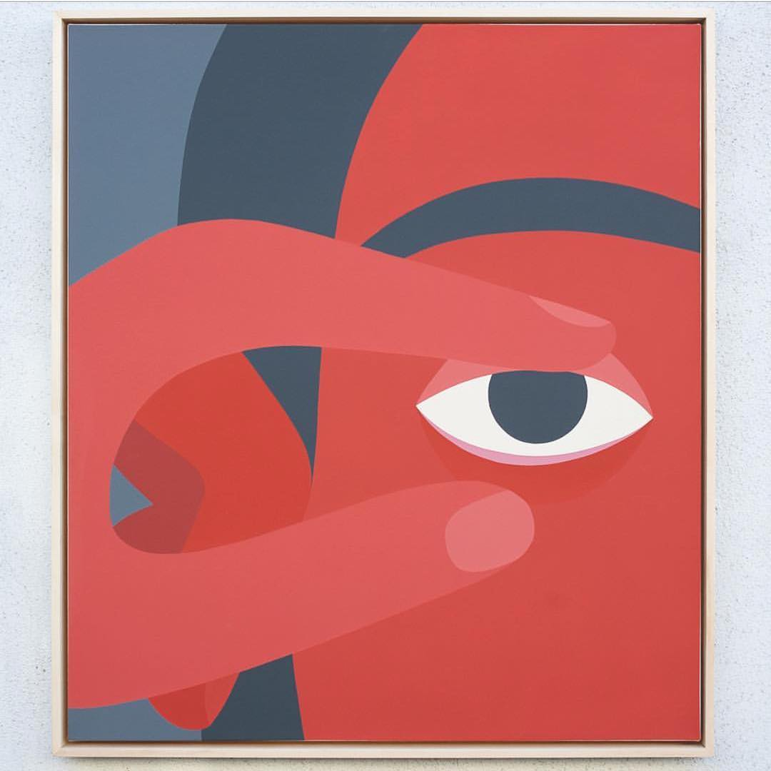 Geoff McFetridge: The Beringians