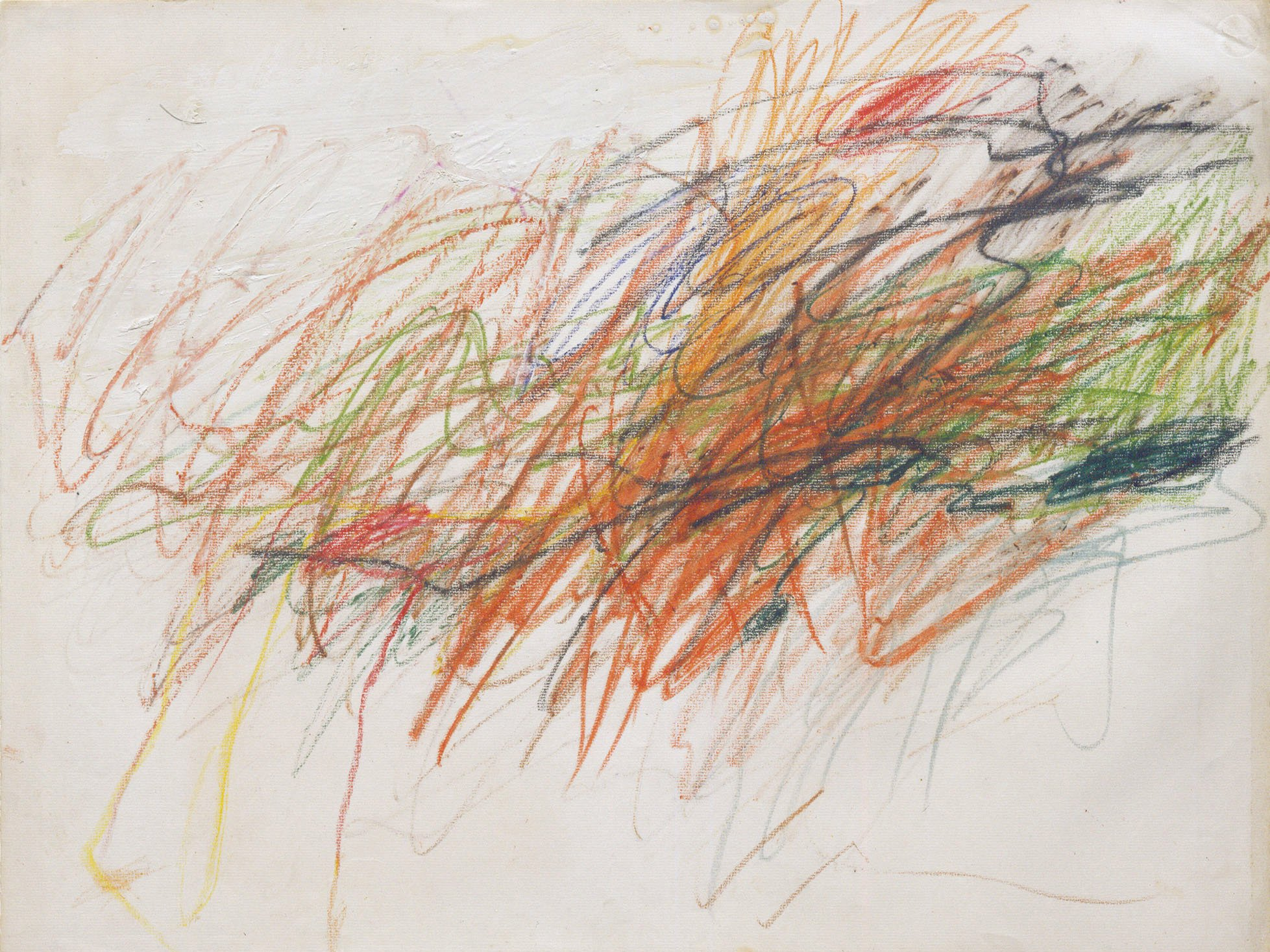 Cy Twombly: In Beauty it is finished: Drawings 1951–2008