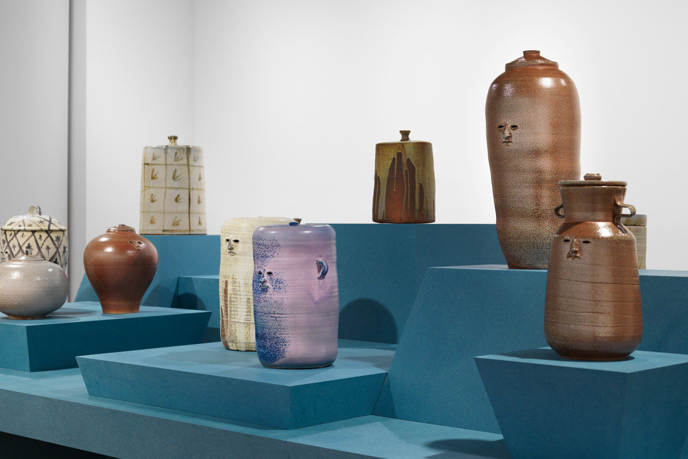 Francis Upritchard: Pots