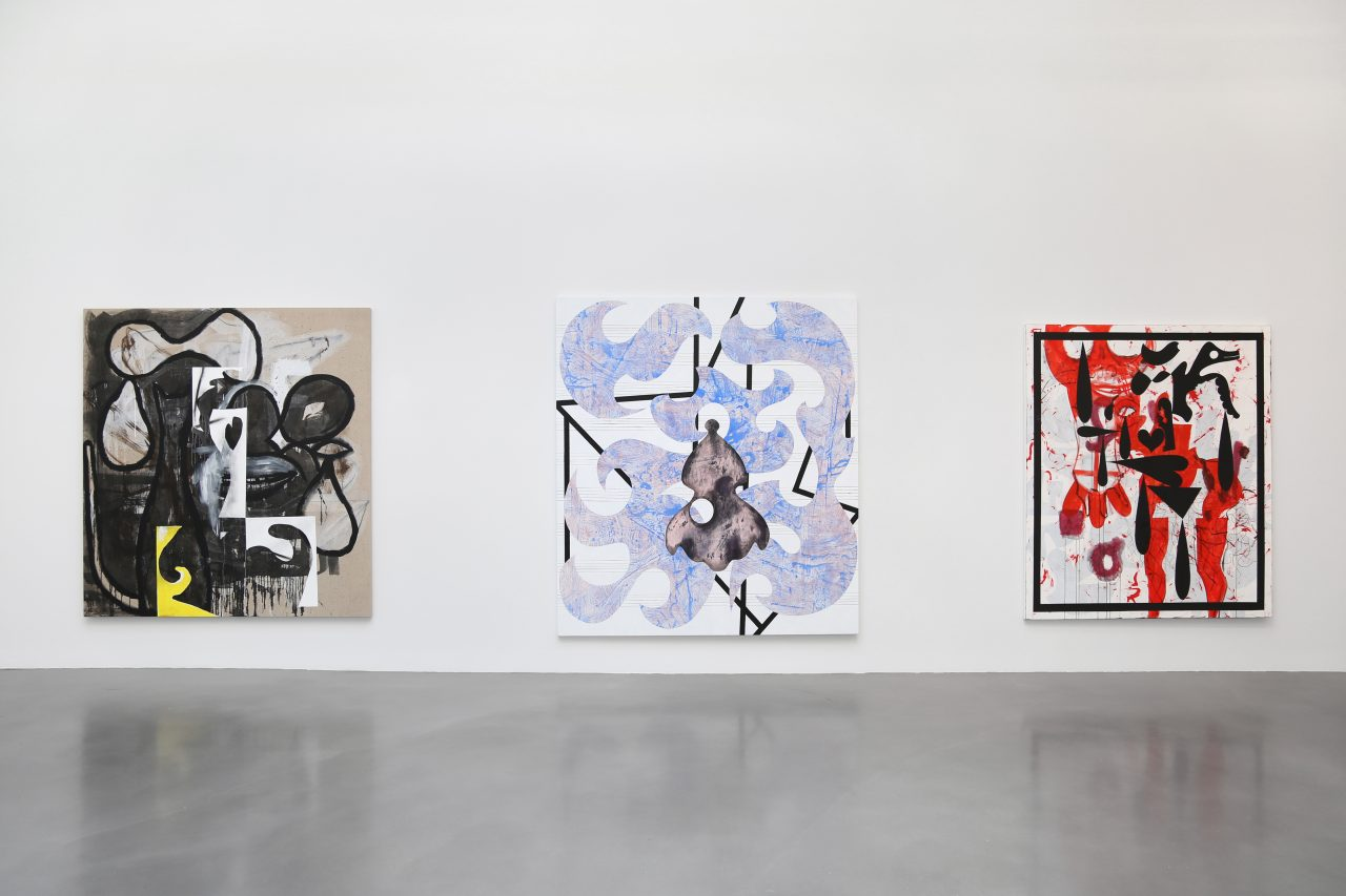 Charline von Heyl: New Work