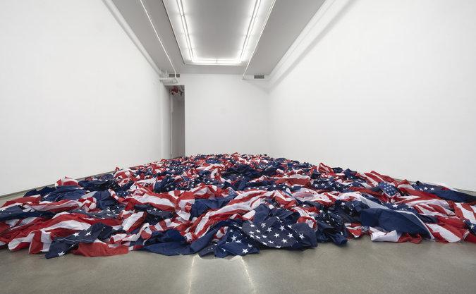 Gardar Eide Einarsson: Flagwaste