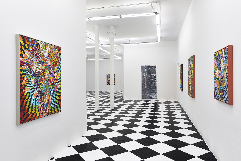 Caroline Larsen: Kaleidoscopic